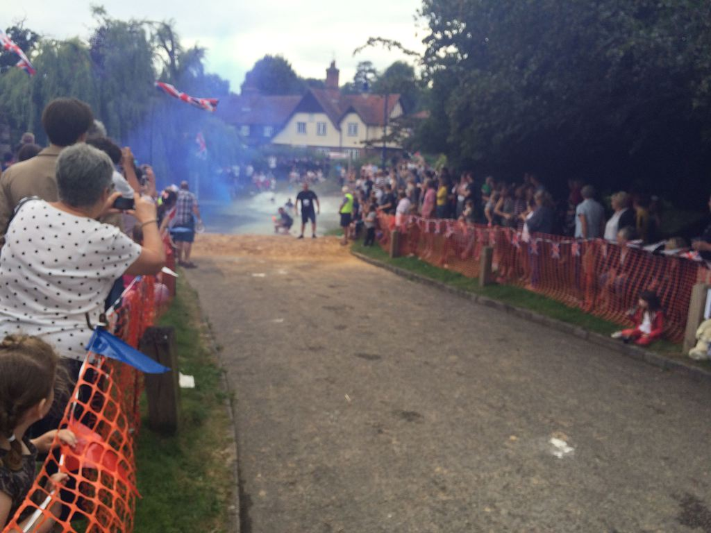 Braughing Fair & Wheelbarrow Race