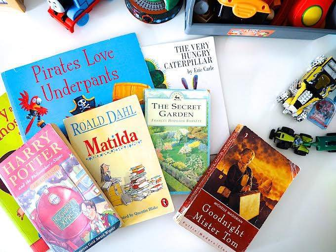 Guest Post: Books I am looking forward to reading to my son!