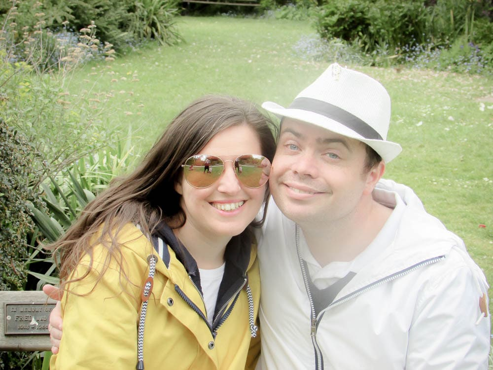 Forty Hall Husband and Wife