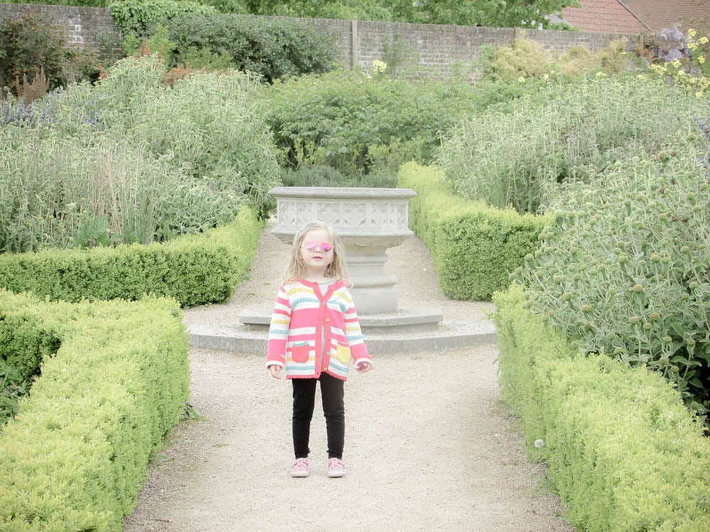 Forty Hall Gardens