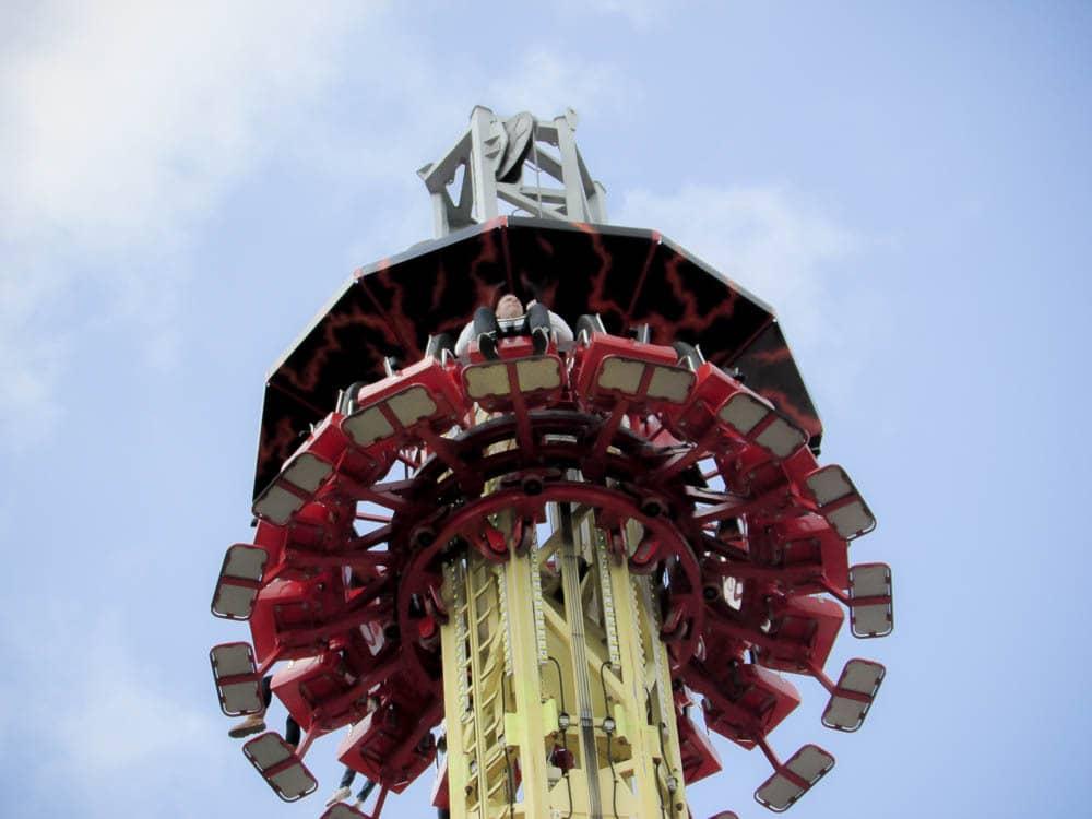 Paultons Park Review - Lost Kingdom Ride