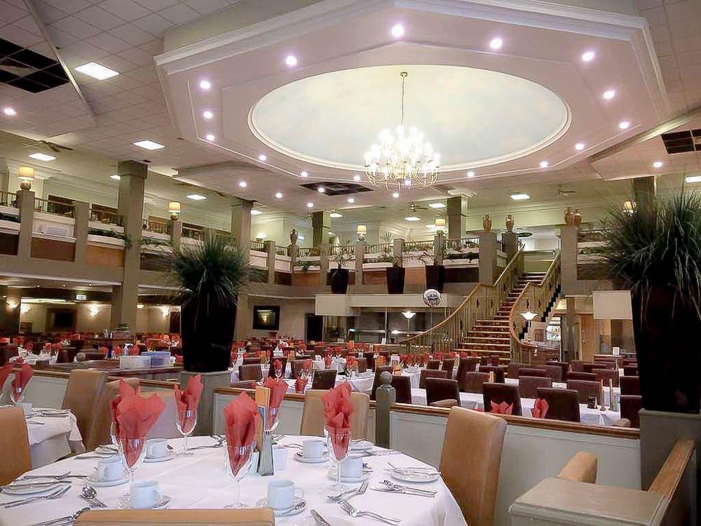 Potters Resort Dining Room