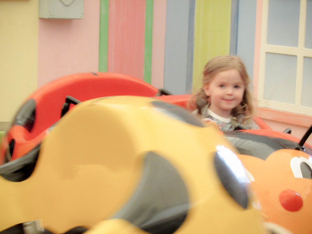 Butlins Review - Fairground Rides