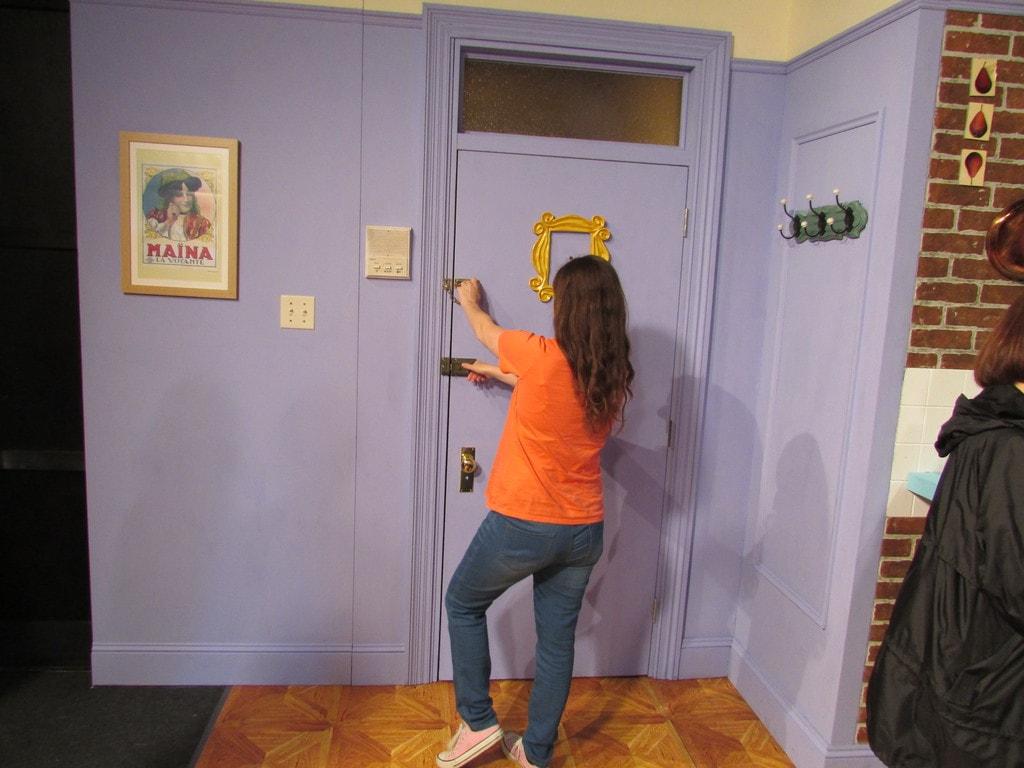 FriendsFest Monicas Door
