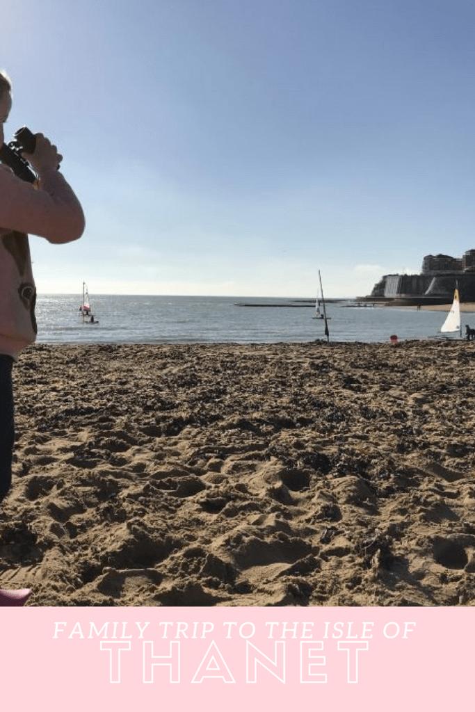 Family UK Break - Visit Thanet