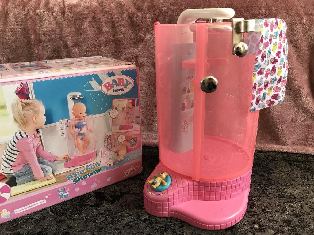 Baby Born Rain Fun Shower Review| Happy Mummy