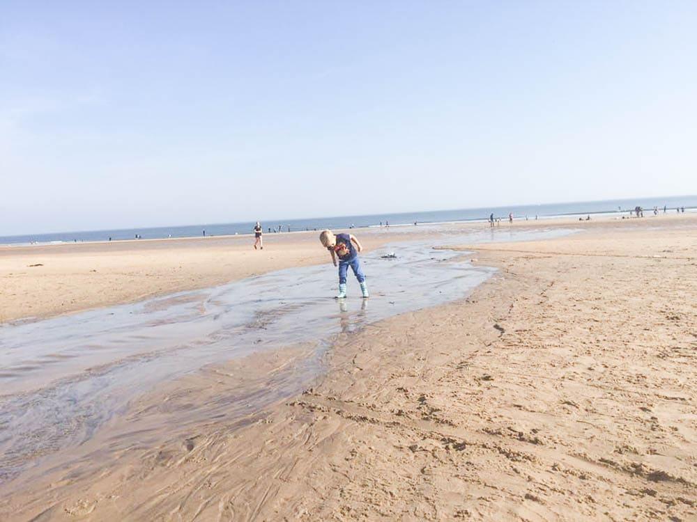 Longsands Beach