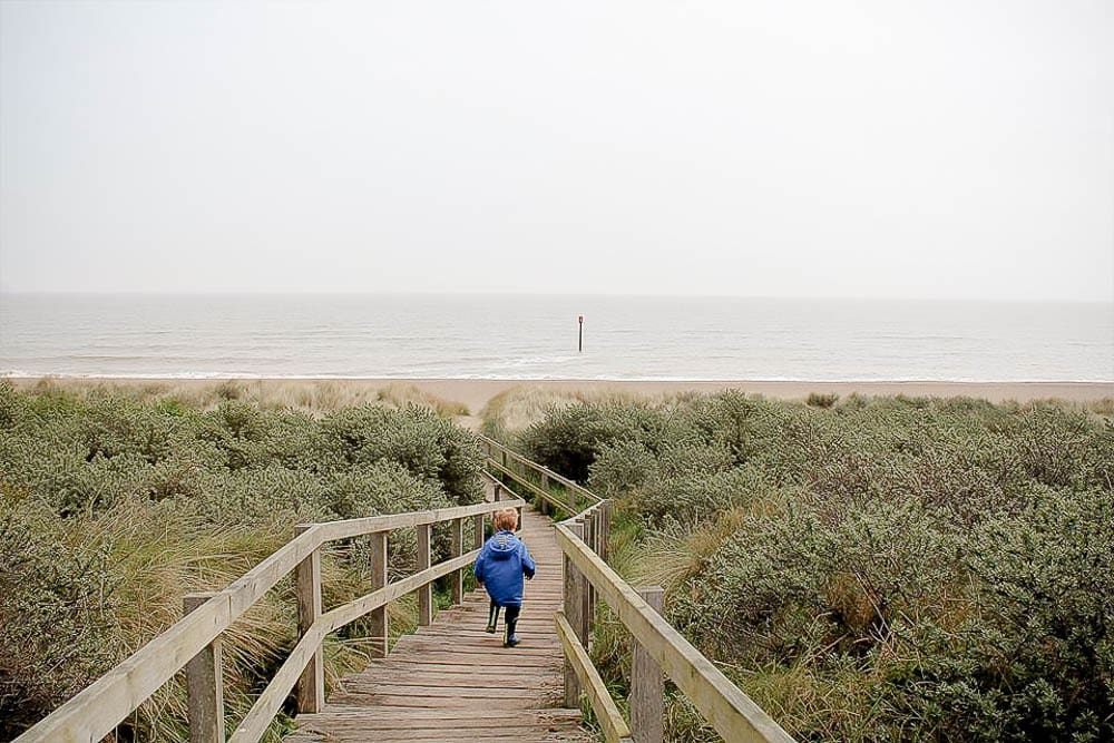 UK Beaches - Anderby Creek