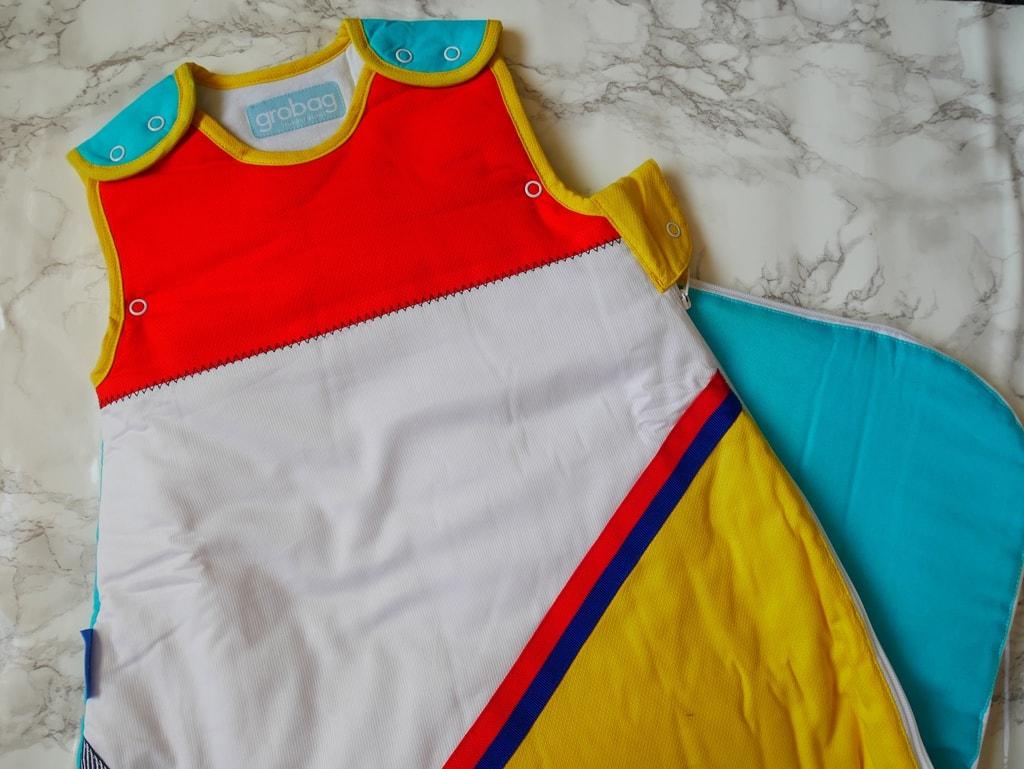 Gro Grobag Baby Sleeping Bag & Grosnug Review