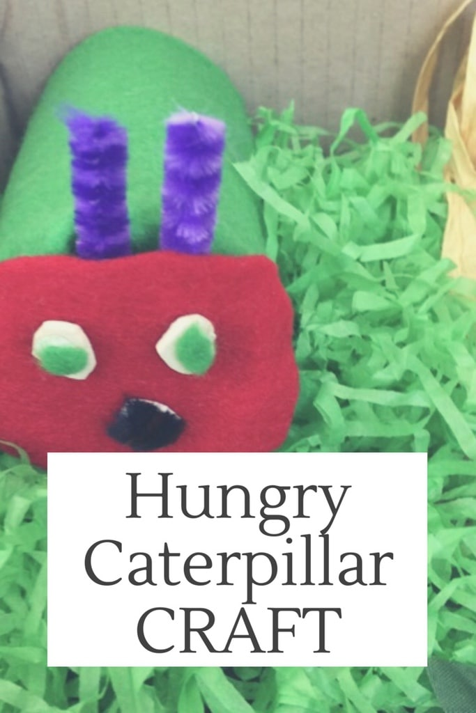 Hungry Caterpillar Activities - Very Hungry Caterpillar Crafts for Toddlers and Pre Schoolers