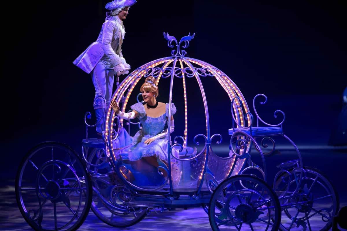 Disney on Ice Presents Dream Big Cinderella