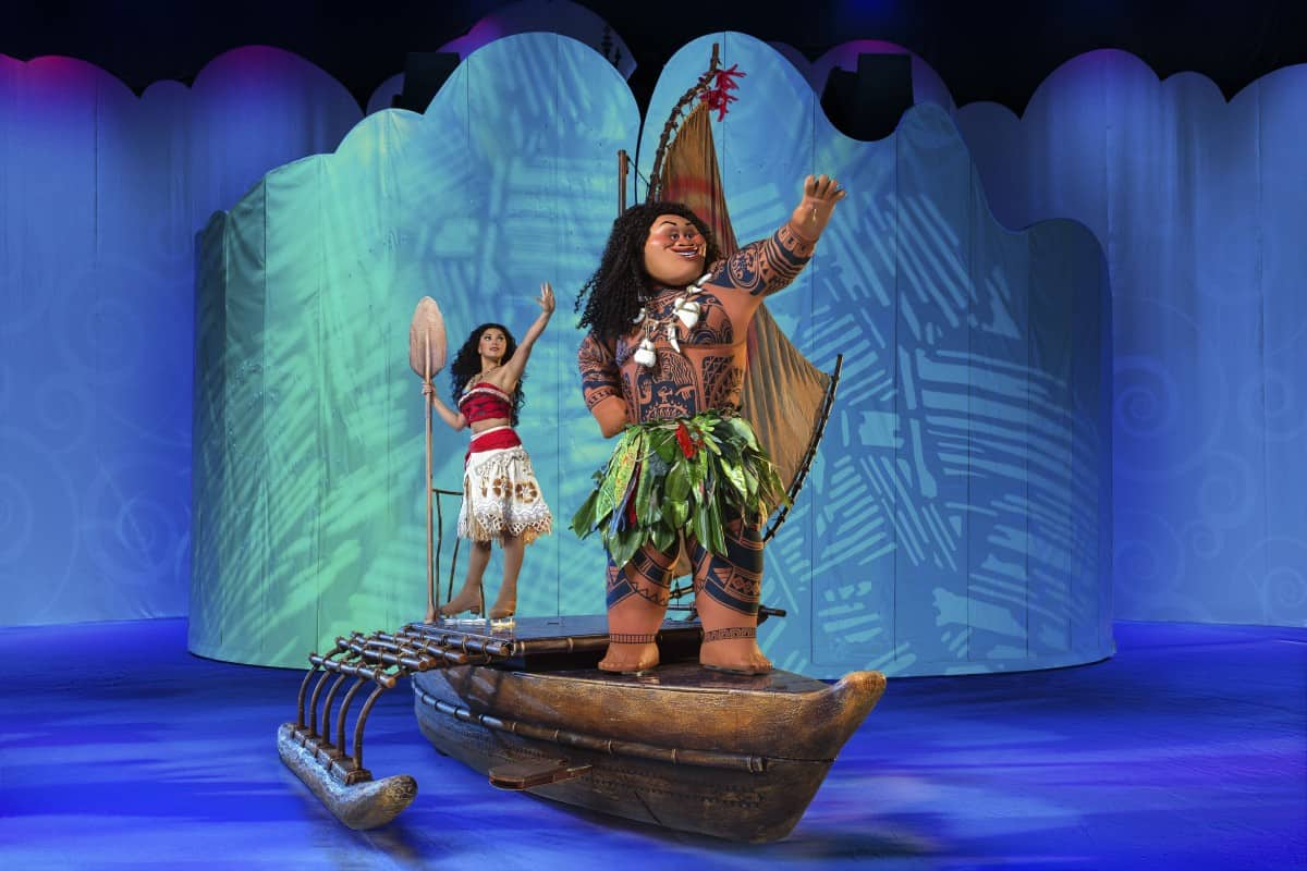 Disney on Ice Presents Dream Big - Moana