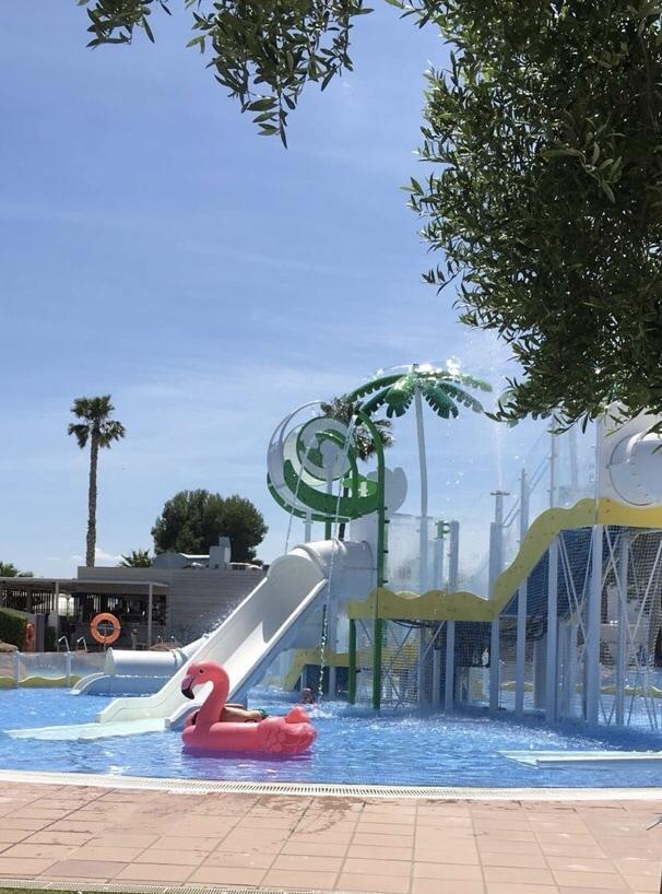 Estival El Dorado Hotel Splash Park
