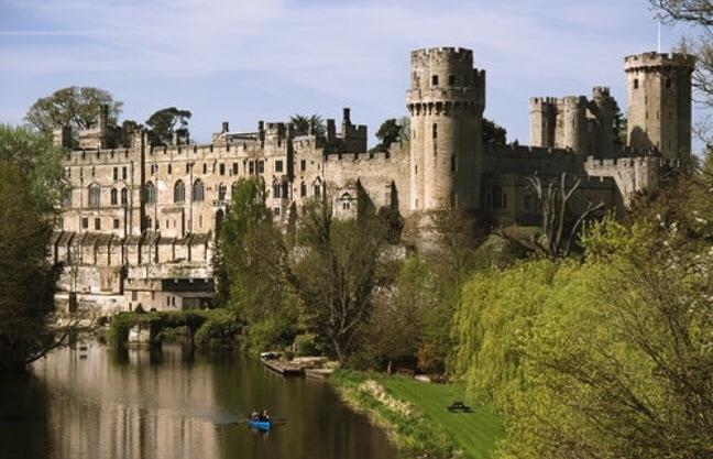 [AD] Win a half term family trip to Warwick Castle